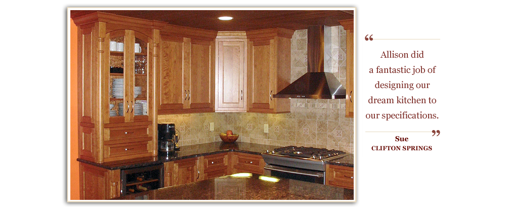 Certified Kitchen Design